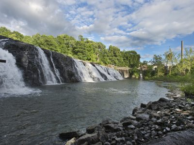 Chittenden Falls Hydro Project