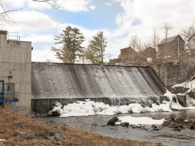 West Charleston Hydroelectric Project