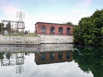 Waterloo Hydroelectric Project